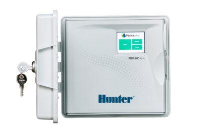 Програматор Hunter PRO HC външен монтаж Wi‐Fi connection ‐ интернет комуникация от ИРИГЕЙТ ООД Пловдив